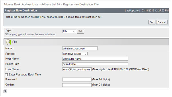 Scan To Folder: How To Set One Up - Kirbo's Office Systems